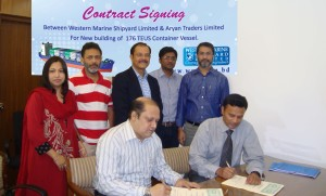 Contact Signing Picture