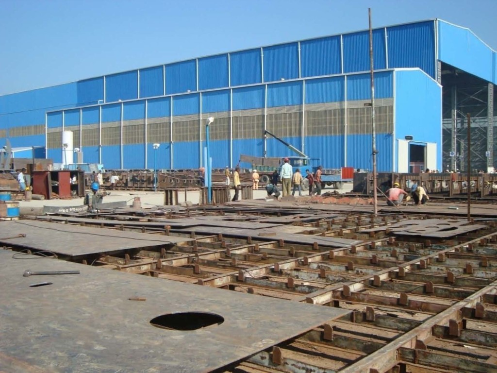 Fabrication Yard 2