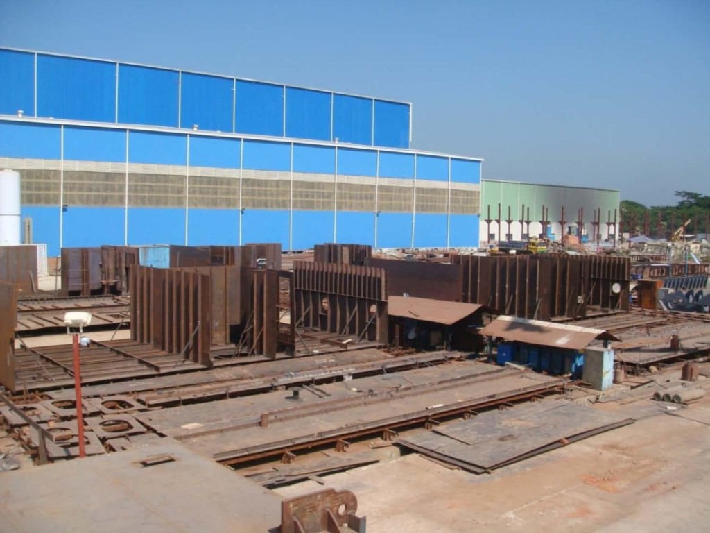 Fabrication Yard 3