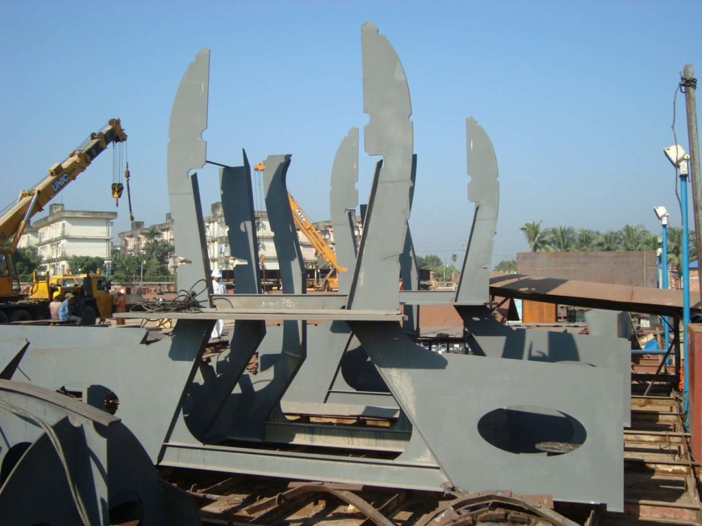 Fabrication Yard 4